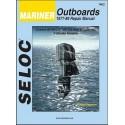 Mercrury / Mariner reparatie handleiding