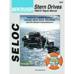 Mercruiser Stern Drive Repair Manual 1992-2000