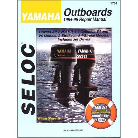 Nieuw reparatie handleiding yamaha PP-37