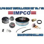 LPG installatie kit V6 V8